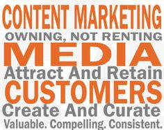 What is content marketing ? What you should be doing to get ahead of your competition through content marketing | Marketing Agency