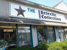 Consingment in Abington and East Bridgewater, MA: The Eclectic Collection