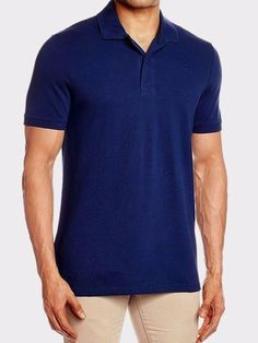 G-STAR RAW men's Pipan SLIM-FIT Pique POLO T SHIRT Sapphire Blue Navy LARGE nwt