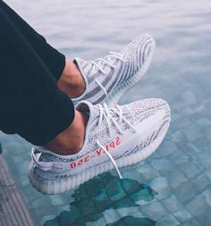 """adidas Yeezy 350 V2 """"Blue Tint"""" is dropping soon. Who's ready to catch a couple of L's?! : by @abitgabriel & @randygalang ✒ #99kicksde for shoutout Facebook/Twitter/Pinterest: 99kicksde 99kicks.com #adidas #yeezy #yeezyboost #yeezyboost350 #TagsForLikes #photooftheday #fashion #style #stylish #ootd #outfitoftheday #lookoftheday #fashiongram #shoes #shoe #kicks #sneakerheads #solecollector #soleonfire #nicekicks"""