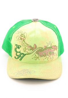 fcdf5d444d5 Love this Ed Hardy hat...for those bad hair days  ) Bad