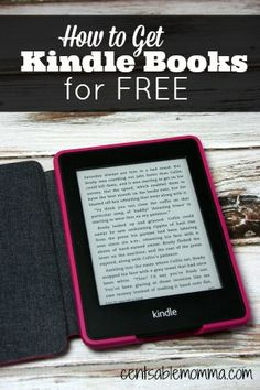 Find out how to get Kindle books for FREE with my best tips on how to find the freebies.