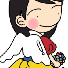 Alice in Snow White World :D  /coo~~~ :)
