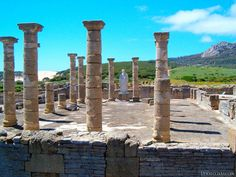 Ruinas de Baelo Claudia, Cádiz, España Spain