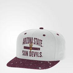 adidas Sun Devils Snapback Hat - Mens Basketball Hats