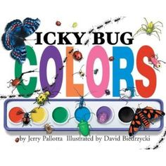 Icky Bug Colors--color mixing