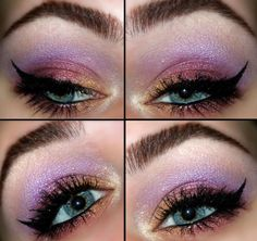 I love this so much. Getting my pigment soon & hope to replicate this look!