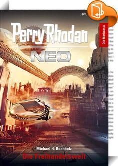 Perry Rhodan Neo 108: Die Freihandelswelt    :  Im Jahr 2036 entdeckt der Astronaut Perry Rhodan auf dem Mond ein außerirdisches Raumschiff. Die Begegnung verändert die Weltgeschichte, sie leitet die Einigung der Menschheit ein. Nach einer Zeit des Friedens tauchen im Jahr 2049 beim Jupiter fremde Raumschiffe auf und eröffnen das Feuer.  Rhodan setzt sich auf die Spur der Angreifer; er entdeckt eine riesige Kriegsflotte der Maahks. Hunderttausend Walzenraumer sind unterwegs, um Arkon m...