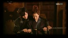Woodalchi Choi Young & High Doctor Eun Soo in Faith. Two beautiful people in one frame. <3