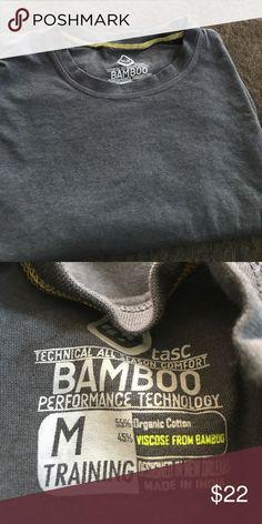 Bamboo T-shirt Bamboo performance technology tasc Shirts Tees - Short Sleeve