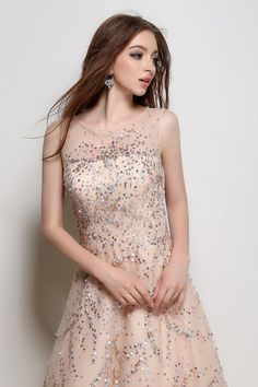 http://dresslinn.com/nude-beaded-high-neck-floor-length-ball-gown-formal-gown.html