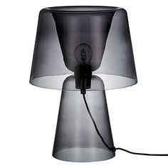 Buy Design Project by John Lewis No.001 Large Glass Table Lamp Online at johnlewis.com