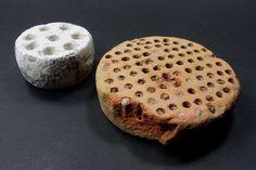 kiln cast glass & clay, primitive - Google Search