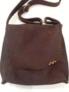 Cindy Kirk 747 Leather Cross Body Bag