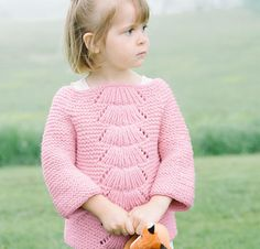 Camilla Kid by Carrie Bostick Hoge Knit Sweater Kit - None