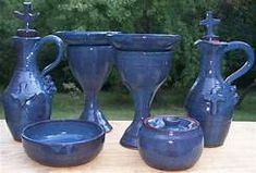 pottery communion plates - Yahoo Image Search Results Communion Sets, Dramatic Arts, Worship, Stoneware, Sculpting, Image Search, Vase, Plates, Red