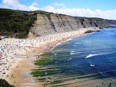 melhores praias da regiao de lisboa - Praia do Magoito