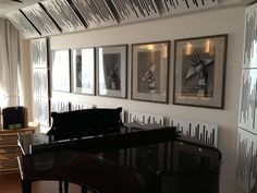 Suono senza rumore la qualità di un progetto acustico, Dubai, 2015 - EXHIBO Piano Recital, Rumore, Construction, Restaurant, Luxury, Building, Room, Studio, Design