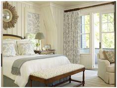 window grid/top only  drape and door