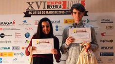 Exporecerca Jove premia un any més el talent científic dels estudiants