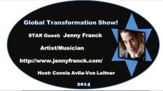 """The Global #TransformationSHOW!  TUNE IN This Weekend As Global #TRANSFORMER  Connie Avila-Von Leitner Interviews RISING *STAR* Ms. #JennyFranck As She Recently Launched Her Latest Project: """"Beautiful Lies"""".   JOIN US On Sunday March 23rd 2014 @ 12:00 Noon PST/US.  Through Google+ LIVE Broadcast Streaming.   Connie Avila-Von Leitner Show #Producer  &  #Host http://connieimage.synthasite.com/global-transformation-show.php"""