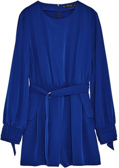 Image 8 of BUCKLED JUMPSUIT from Zara