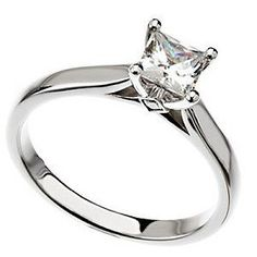 #003 Created Brilliant Cut Tiny Diamond Eternity Ring Size M 6.5