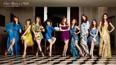 SNSD Once Upon A Night