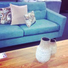 Love the cushions #furniturehunters