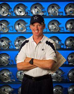 Jason Garrett  - Dallas Coach