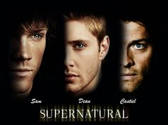 Supernatural! I want these guys on my side