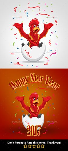 Red Rooster Celebrate