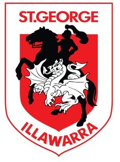 The St George Illawarra Dragons is an Australian professional rugby league football club, representing both the St. George region of Sydney and the Illawarra region of New South Wales. 4th in National Rugby League