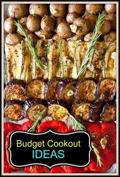 Tips on Hosting a Cookout on a Budget http://madamedeals.com/hosting-a-cookout-on-a-budget/ #inspireothers #tips