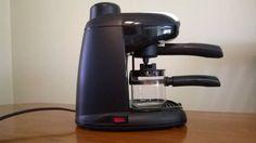 Espressor DeLonghi 800 W, Cappucino System, Negru Drip Coffee Maker, Espresso Machine, Nespresso, Kitchen Appliances, Star, Wine, Diy Kitchen Appliances, Home Appliances, Coffee Maker Machine