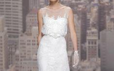 Barcelona Bridal Week: Rosa Clará colección 2015
