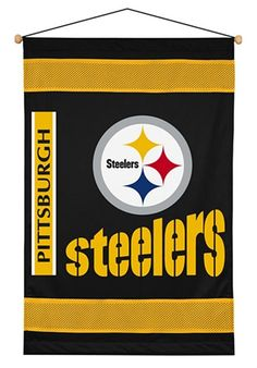 Pittsburgh Steelers Sidelines Wall Hanging