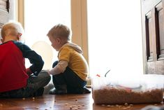 Join The Activity Room by Hands On As We Grow