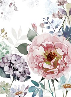 Our key principles are Fairness, Ability, Creativity, Trust and that's a F. Flores Wallpaper, Wallpaper Backgrounds, Watercolor Flowers, Watercolor Paintings, Watercolour, Vintage Rosen, New Art, Flower Art, Illustration Art