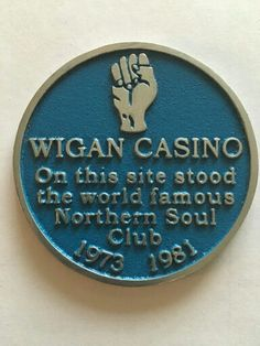 Wigan Casino - northern soul club in the north of England #rare grooves