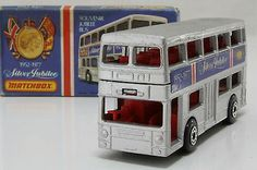 Matchbox/Lesney 17f; The Londoner Bus, Queens Silver Jubilee 1977, K Type Box - http://www.matchbox-lesney.com/?p=13811