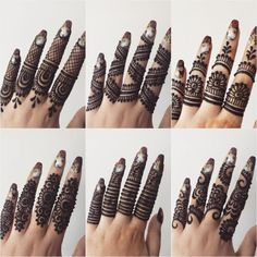 Henna Tattoos Mehendi Mehndi Design Ideas and Tips Henna Hand Designs, Dulhan Mehndi Designs, Mehandi Designs, Simple Mehndi Designs Fingers, Henna Tattoo Designs Simple, Arabic Henna Designs, Mehndi Designs For Beginners, Modern Mehndi Designs, Mehndi Design Pictures