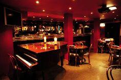 Down in The Cellar Restaurant in Ryan's Bar Edinburgh http://ralphslifeontour.blogspot.co.uk/2012/10/ryans-bar-edinburgh.html# @Ryans_bar