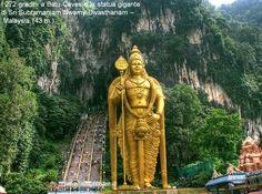 Questa magnifica statua d'oro sembra nuovo di zecca come il 29 gennaio, 2006 anno del suo completamento. Alta 43 metri è la più alta statua di una divinità grandi statue d'oro - Cerca con Google