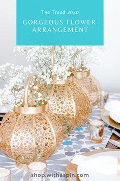 A beautiful Iftar table decor idea. Love the creative idea of using flowers and Ramadan fanoos as table centerpiece. Iftar, Preschool Spring Songs, Ramadan Decorations, Table Decorations, Ramadan Gifts, Islamic Gifts, Table Centerpieces, Flower Arrangements, Lanterns