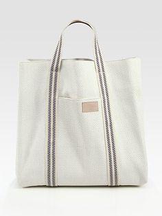 Chloé - Borsa Small Beach Bag - Saks.com
