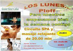 Oferta de spa y masaje en Tenerife | Canarias Free