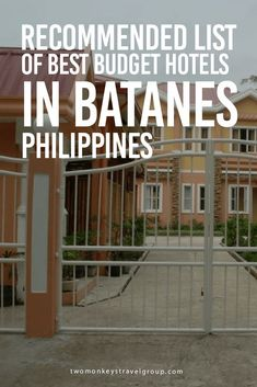Recommended List of Best Budget Hotels in Batanes, Philippines Providing you the. Visit Philippines, Philippines Travel, Travel Advice, Travel Tips, Travel Plan, Cool Places To Visit, Places To Travel, Travel Destinations, Philippine Holidays