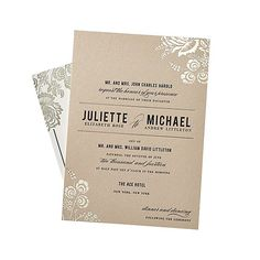 Brides: The Ultimate Guide to Invitation Wording