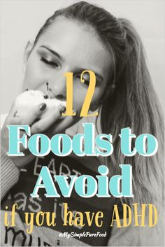 Have you noticed that your child is more wired up after eating certain foods? Or some food calms him or her down? Find out what foods to avoid for ADHD in Behavioral Psychology, Adhd Diet, Adhd Brain, Adhd Strategies, Genetically Modified Food, Artificial Food Coloring, Adhd Symptoms, Adult Adhd